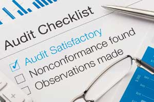 Audits in Northampton